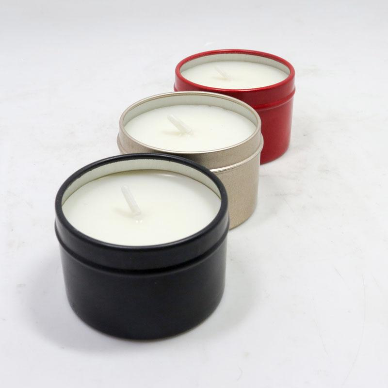 Tin Candle 1