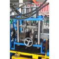 Vollautomatische C purlin / Z Pfettenwalzenformmaschine