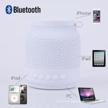 Fashion Crack Pattern Bluetooth Wireless Mini Portable Speaker