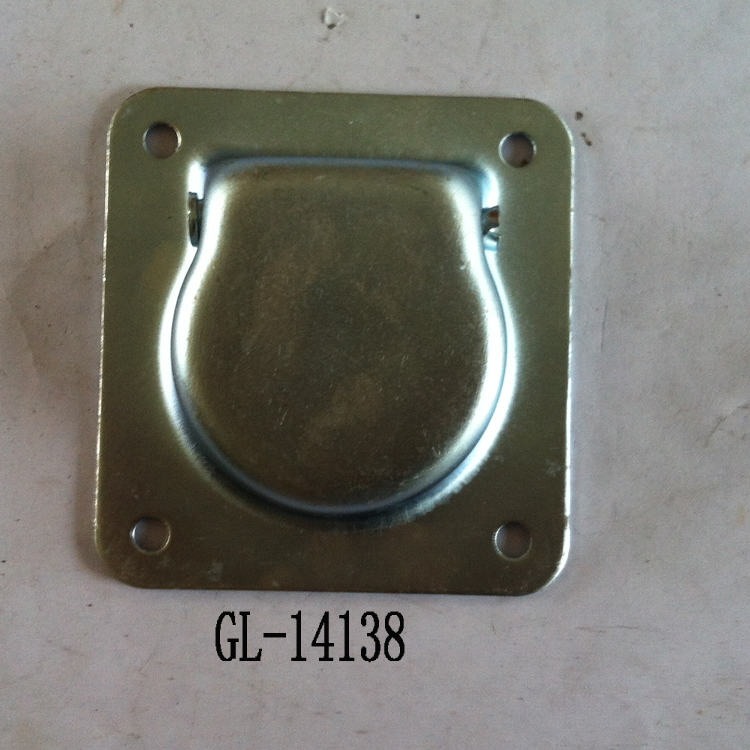 Iron Truck Loaded Lashing Ring with High Quality