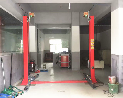 5D Wheel Alignment New Style
