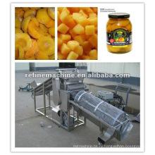 Персиковый перерабатывающий станок / Персиковый кубический аппарат