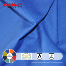 tecido repelente de água para vestuário de trabalho