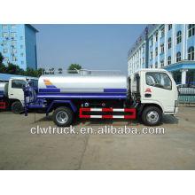 5000L Dongfeng camión cisterna de agua