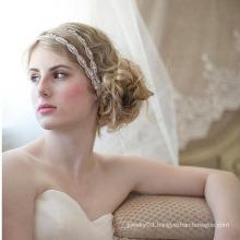 Happy New Year Tiara Crown Weeding Imitation Pearl Crown Tiara
