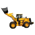 shantui SL50W bucket wheel loader depan