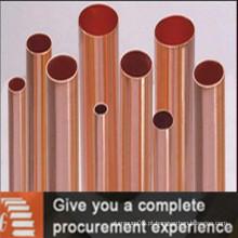Tubos de cobre C12100 para aplicações industriais