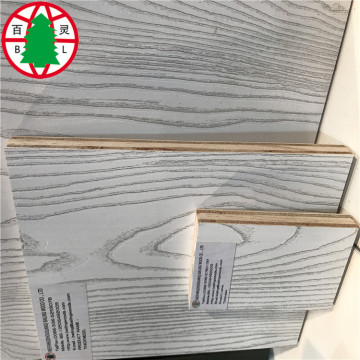 thick core Synchronized plywood melamine laminated plywood