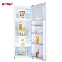 Refrigerador e congelador domésticos do dispositivo doméstico da porta dobro de Frost do preço