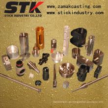 China Fabricante de piezas de mecanizado CNC de acero inoxidable de precisión de alta precisión