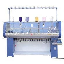 Machine à tricoter à cols automatiques