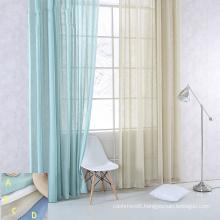 Home Deco Linen Like Window Curtains