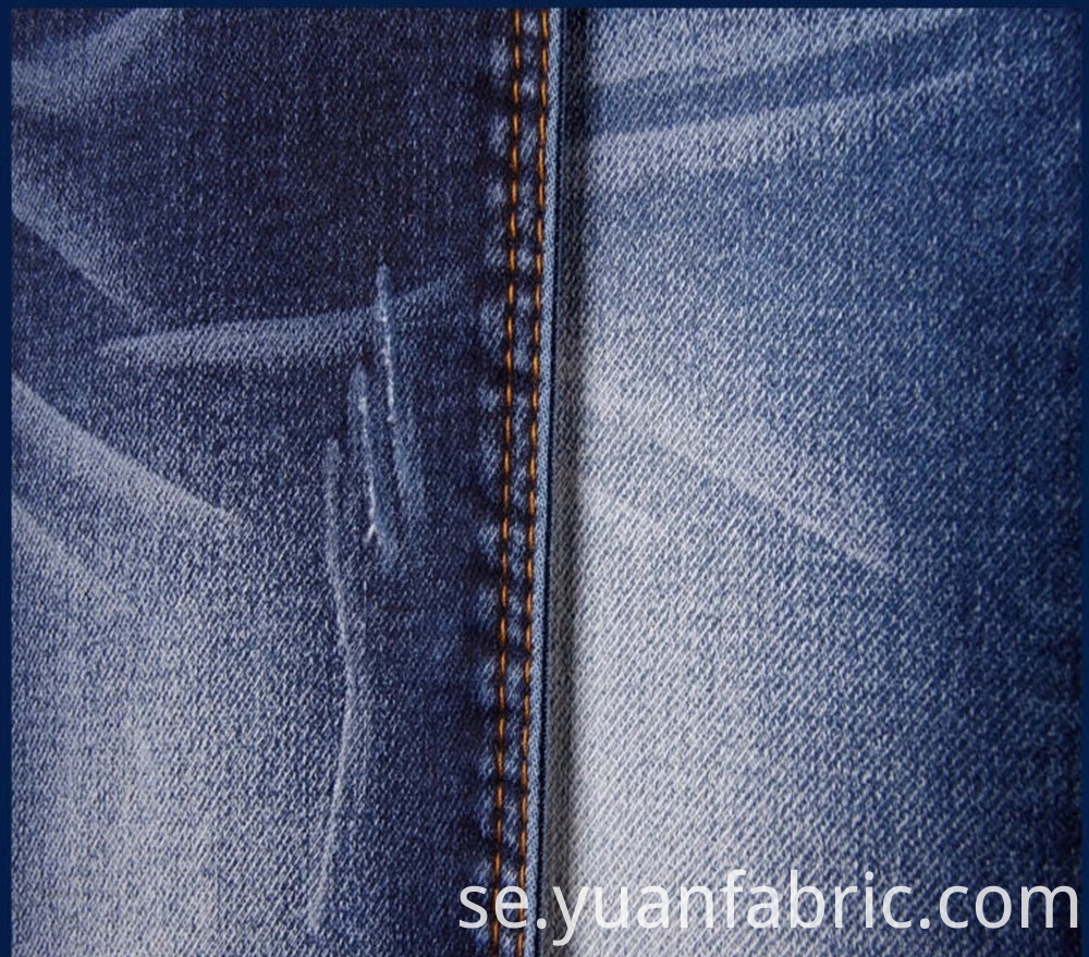 Tc Denim Jeans Blue Webp