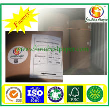 Brancura 98-100% Marfim Livro Papel 90g