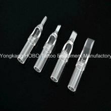 Planta tomada tatuagem de plástico barato equipamento Tattoo pontas descartáveis curto Hb703-3