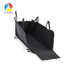 Housse de siège de voiture étanche pour animaux / chiens / chats protecteur avec des ceintures
