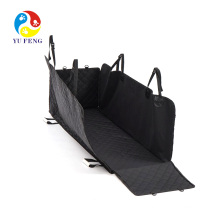 Waterproof Car bench Seat Cover for pets/dogs/cats Protector with Belts
