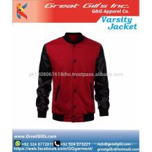 varsity jacket baseball jacket from GREAT GILL's INCORPORATION