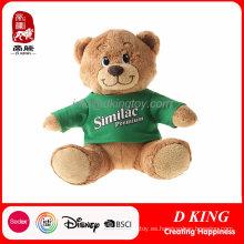 Juguetes rellenos de animales de oso como regalo promocional Similac