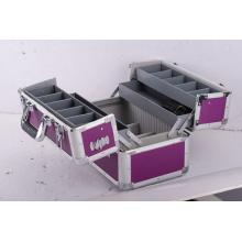 Professions Series Aluminum Frame Customizable Hard Case with Locks