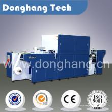 Máquina de impressão digital para filme plástico
