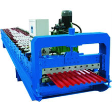 Rollladen-Tür-Formmaschine