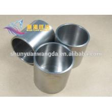 Cadinho de molibdênio com melhor estabilidade térmica