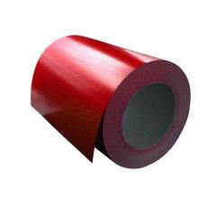 Bobine de plaque en acier de revêtement de couleur de haute qualité PPGI