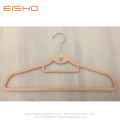 Dusty Rose Velvet Hanger mit Haken und Bar