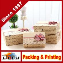 Papier Geschenkbox / Papier Verpackung Box (110239)