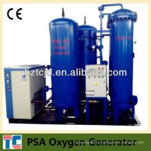 Planta del aire de la aprobación del CE para la barra del oxígeno China
