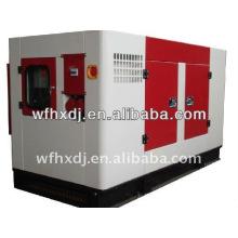 Super quailty 112kw silencioso lovol diesel generador con CE