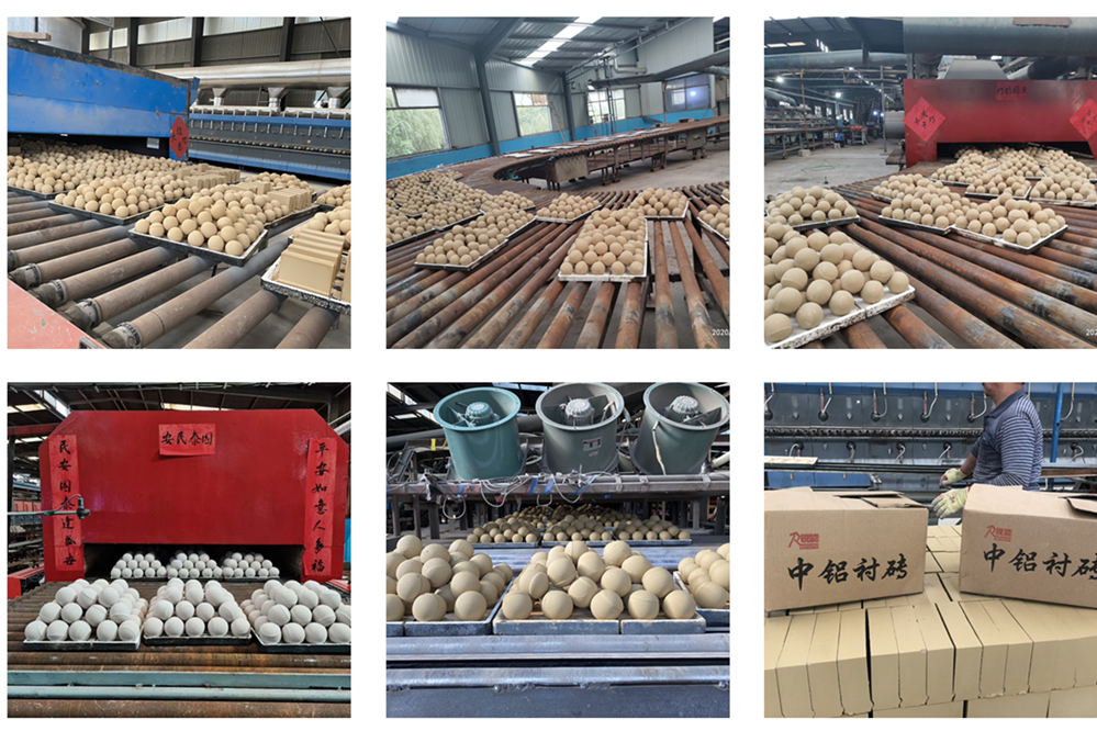 Inert Alumina Wear Resistant Filler Ball