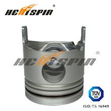 4ja1t Isuzu Alfin Piston with 93mm Bore Diameter, 88mm Total Height, 48mm Compress Height with 1 Year Warranty