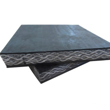 Solid woven fire retardant PVC/PVG conveyor belt for coal mine