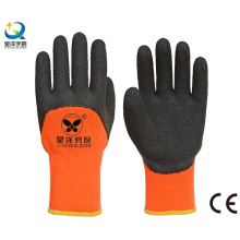 Terry Napping Lining Latex 3/4 Coated Work Gloves