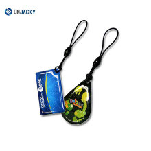 Newest &Cheapest! RFID coin RFID tag from CNJACKY