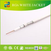 Fabriqué en Chine Câble Coaxial RG6 avec CE ETL pour CATV