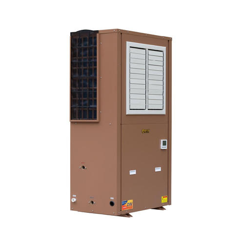 Mini Air Cooled Chiller Pompa Panas Instalasi Mudah