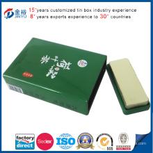 Factory Directly Airtight Lid Tea Tin Can