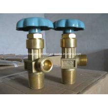 Messing Argon Gas Zylinderventil