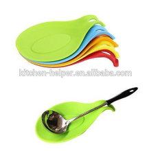 Material de silicona de grado alimenticio Novedad Resina de cuchara de silicona