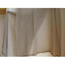 100% Cachemire Reversible C Knit Net Warp Xl Taille