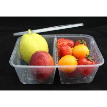 Многоразовая посуда Микроволновая печь Пластиковые пищевых контейнеров ПП