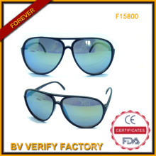 Unisex Pilot Sunglasses with Polarised Lenses From Wenzhou (F15800)