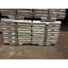 Lingote de aluminio 99,7% / A7 --2016 Lingote de aluminio de venta caliente