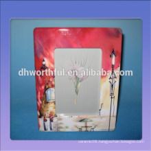 2016 High quality ceramic photo frames