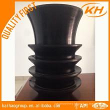 API Oilfield Downhole Non-Rotary Cementing Wiper Plug