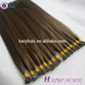 Hair Factory Best Quality keratin cuticle i tip hair