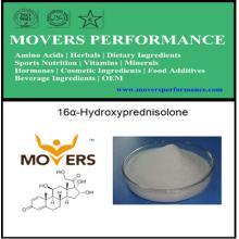 Alta calidad 16α-Hidroxiprednisolona con CAS No: 13951-70-7